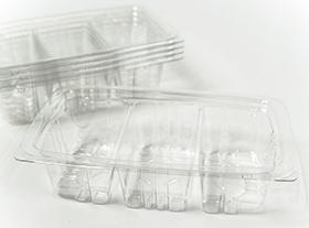 お菓子袋用容器